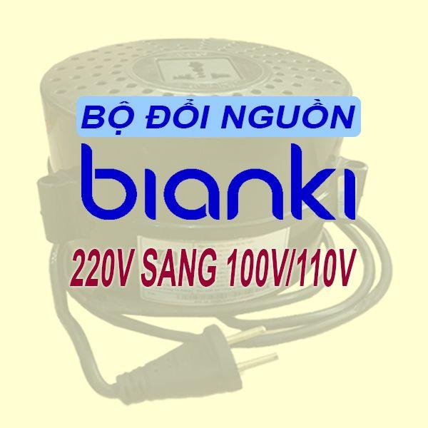 Bộ đổi nguồn 220V sang 120V - BIANKI
