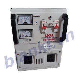 Lioa 7.5kva Dai150 250v